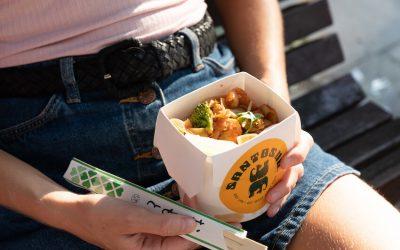 Santosha, une nouvelle cantine asiatique version street food ouvre près de Toulouse