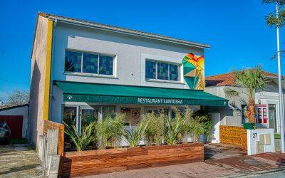Bordeaux : ouverture du premier restaurant Santosha sur la rive-droite